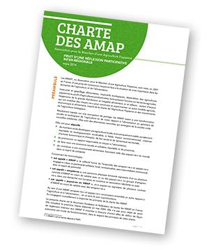 Charte AMAP 2014
